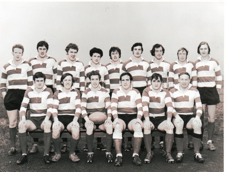 Orkney RFC v Caithness - February 1971