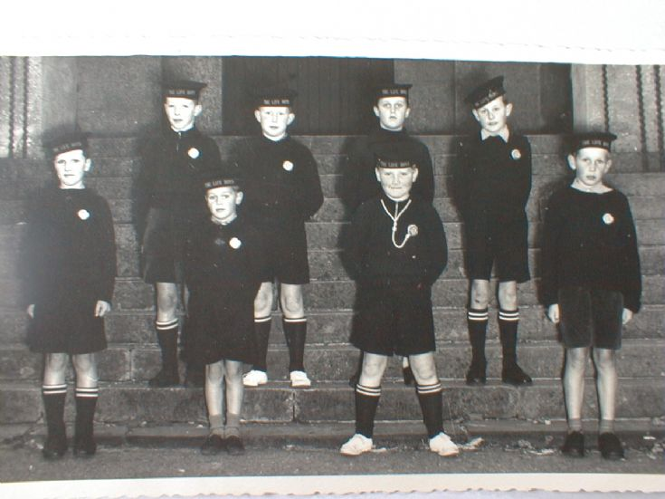 Stromness Lifeboys 1957