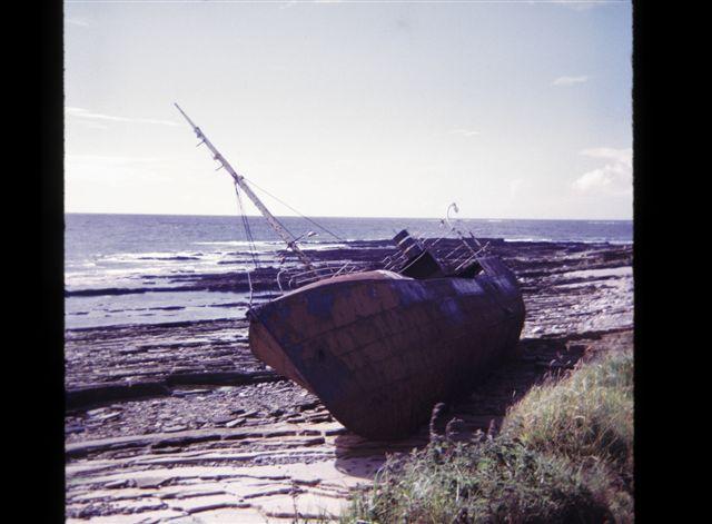 Ashore, near Stromness