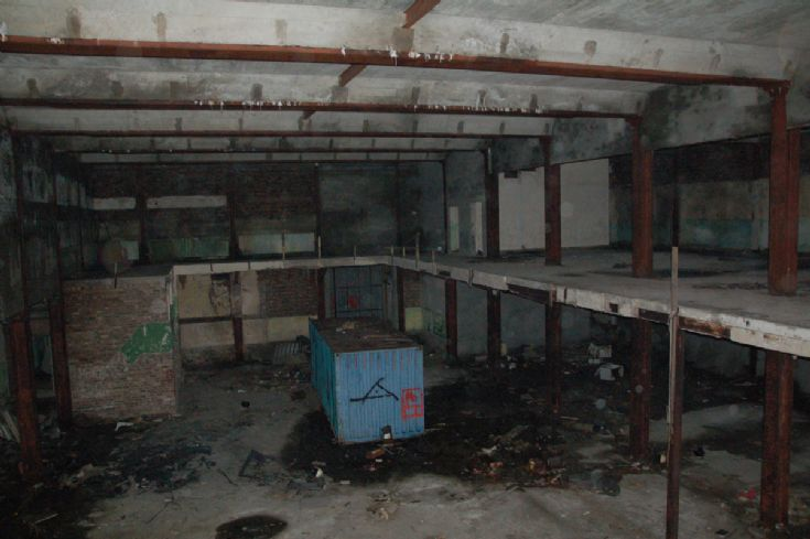 Inside the Black Building