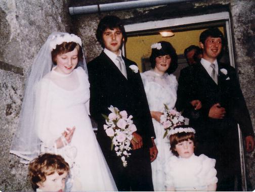 Stronsay Wedding