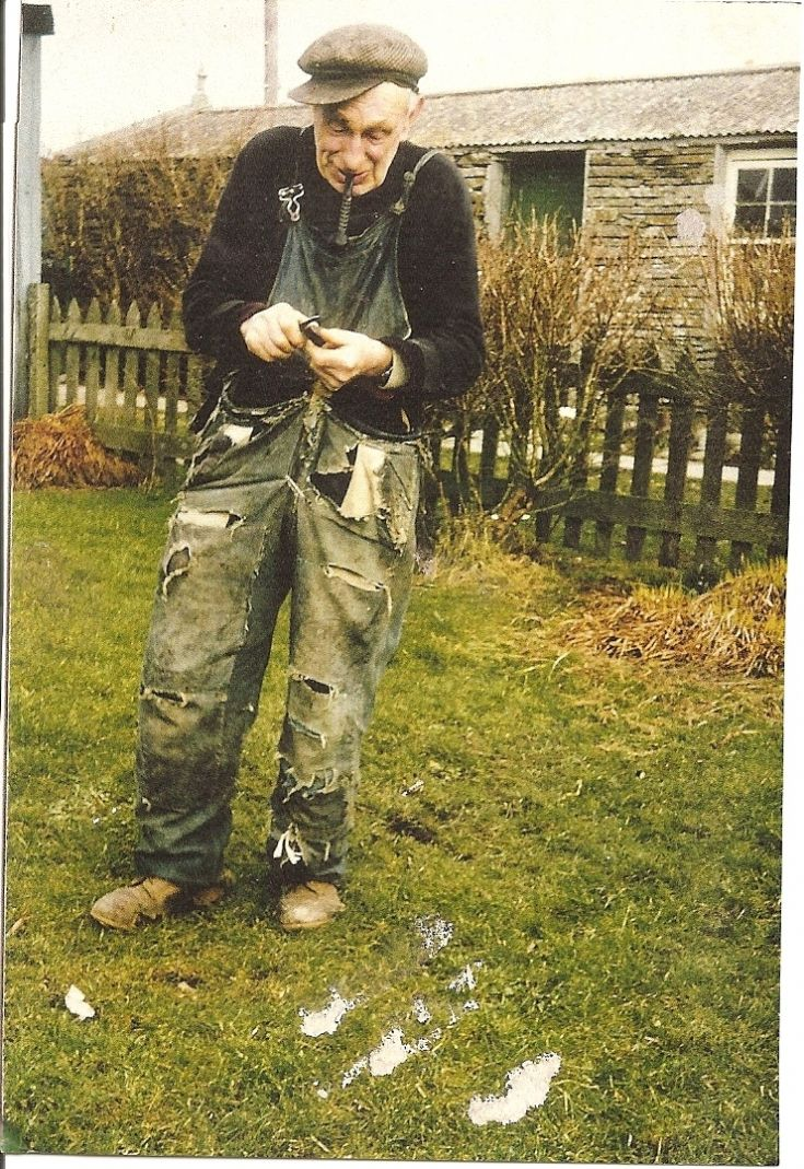 Willie in his tangle breeks