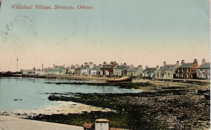 Village Stronsay