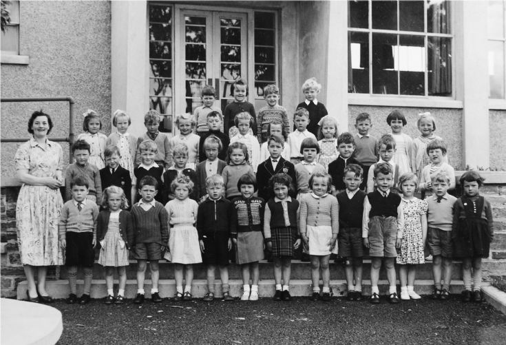 Papdale Primary School 1959