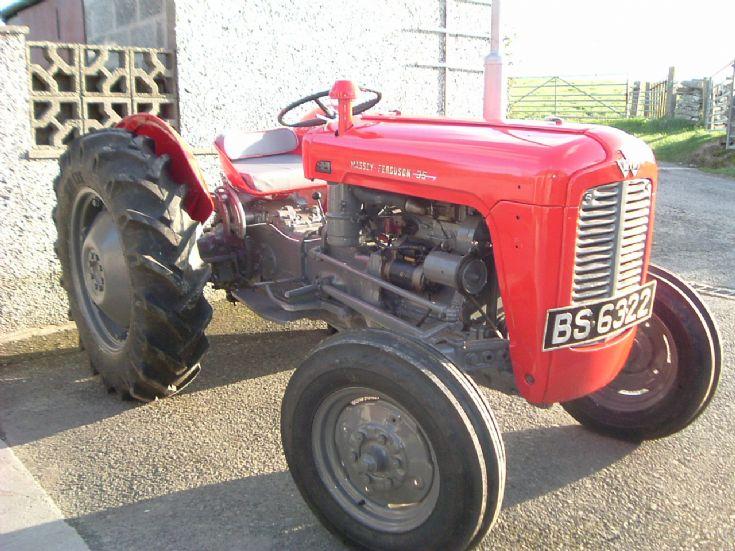 1961 MF 35