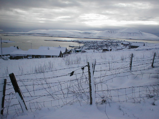 Stromness Wintertime