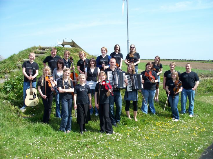 Stronsay's silver darlings in Sanday