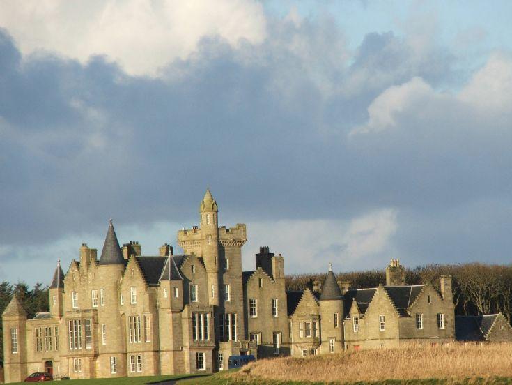 Balfour Castle Shapinsay