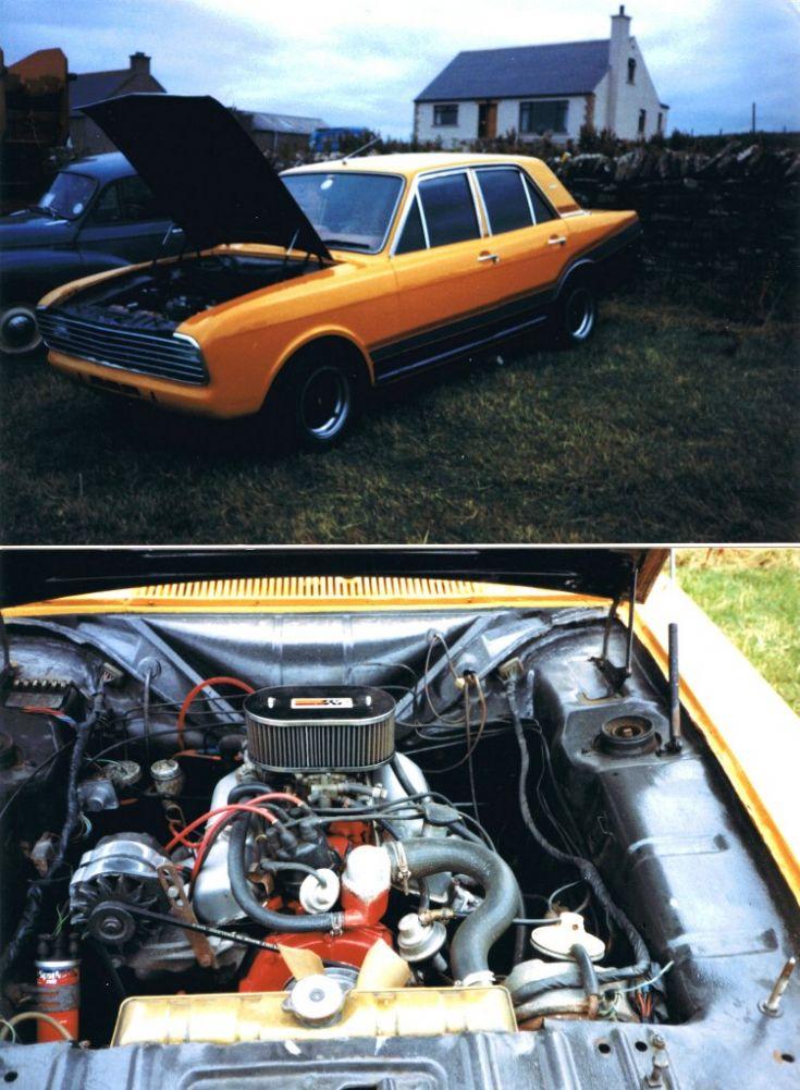 Orkney 80's Car Scene