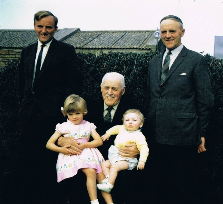 Cooper Family, Stronsay