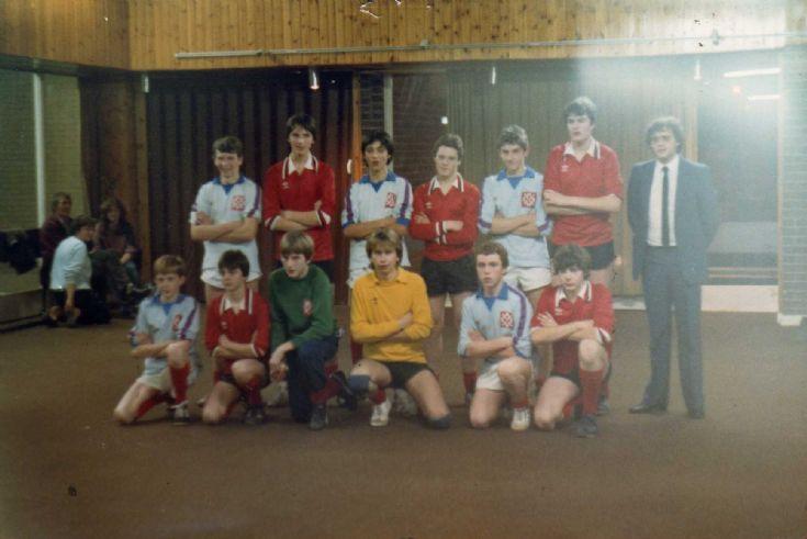KGS Hostel - Dingwall Champions, 1984
