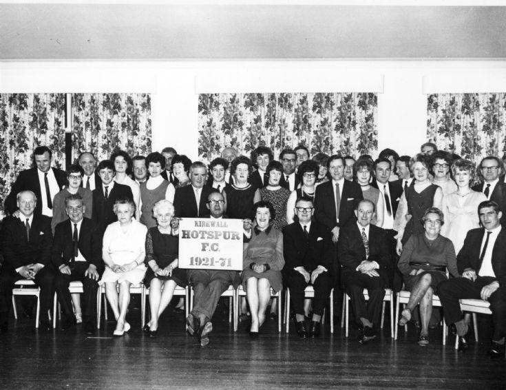 Hotspurs  50 years