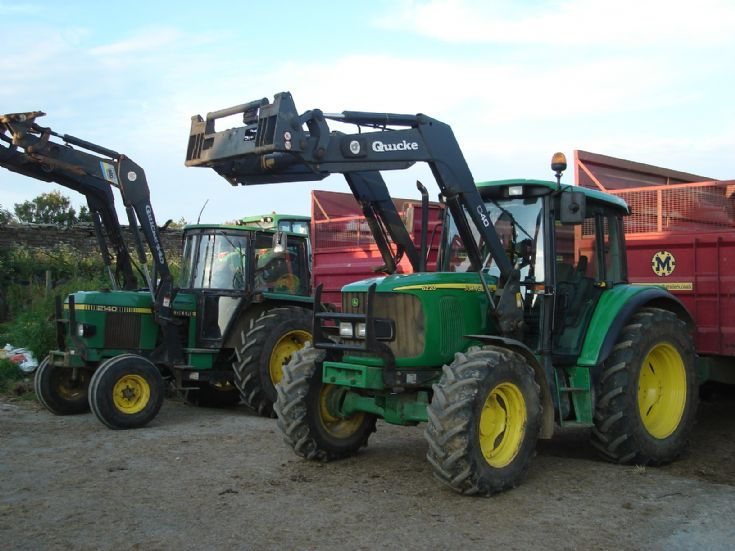 Ready for silage 2009