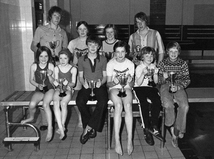 Champion Swimmers