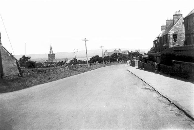 Dundas Crescent pre 1939