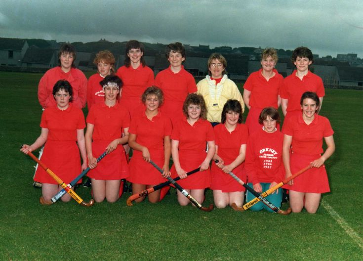 Junior Inter County Hockey