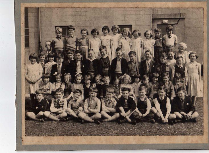 HOLM WEST SCHOOL 1956
