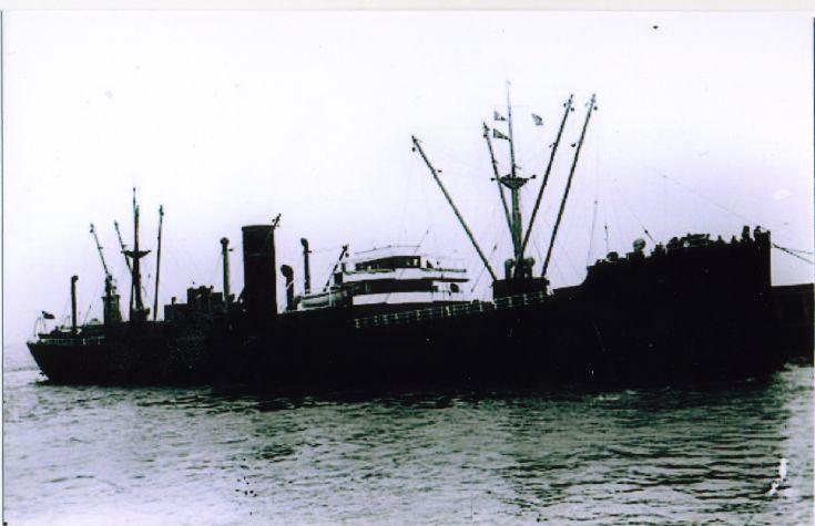 Steam Ship Loch Maddie