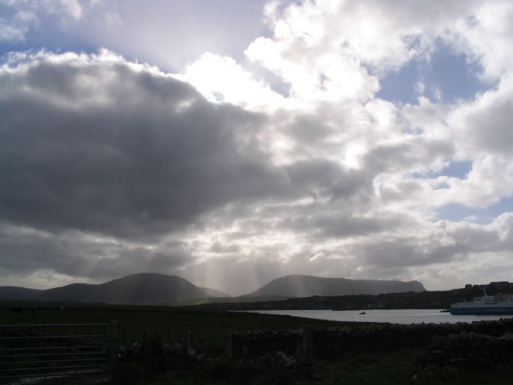 Hoy and Stromness