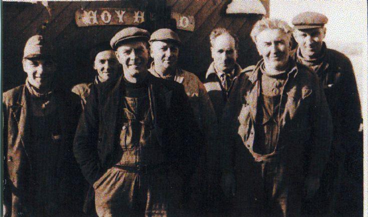 Crew members of the MV HOY HEAD ex mfv 1258