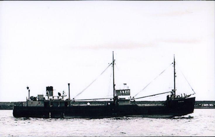 Bremner & co's MV. KARRI.