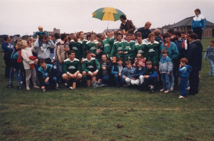 Thorfinn's last Highland Cup win