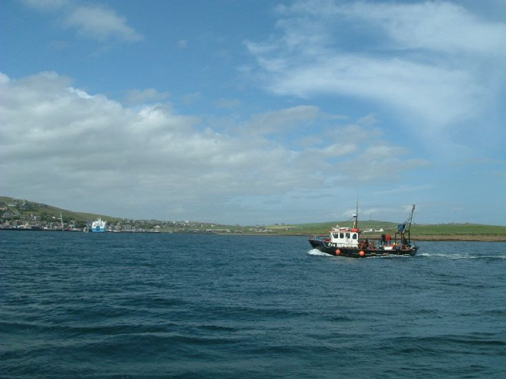 Back to Stromness
