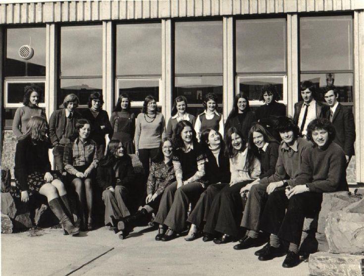 KGS 6th Year 1973