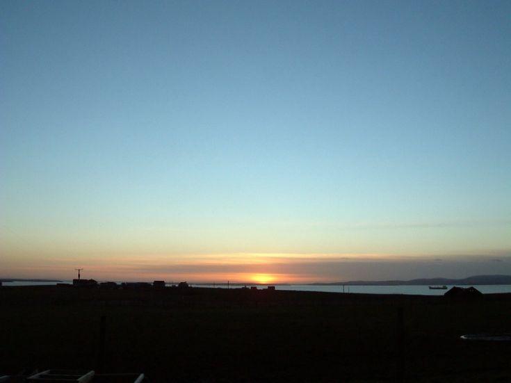 Holm Sunset