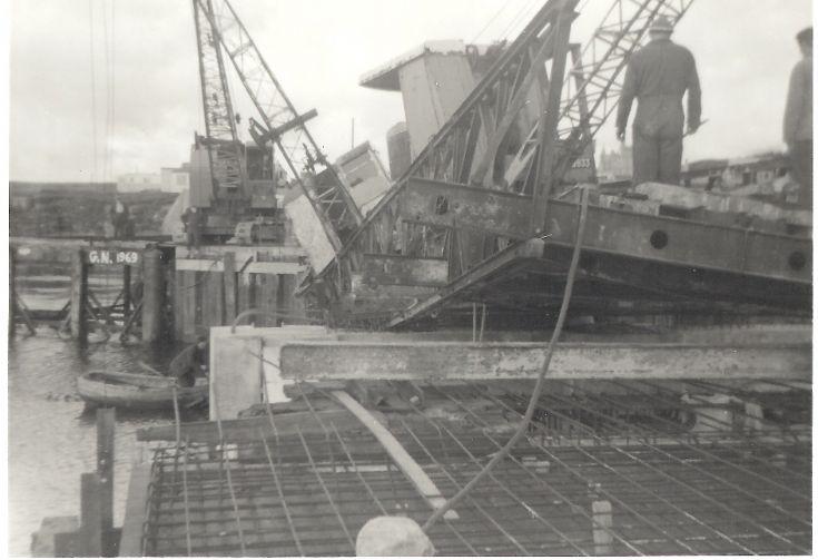 Shapinsay Pier 1968