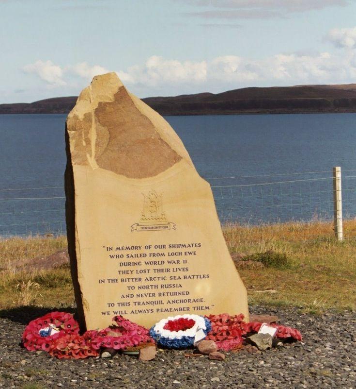 Artic Convoy Memorial