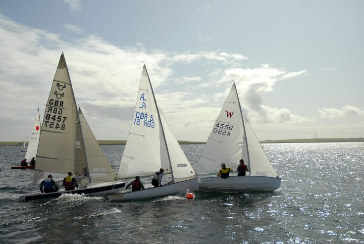 60th Holm Regatta - Mixed Centreboard