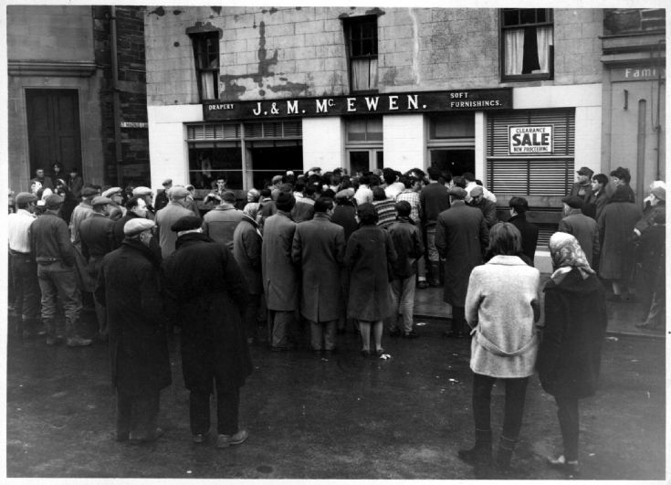 Mc Ewen's in Broad St