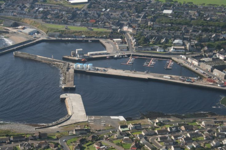 New marina at Wick