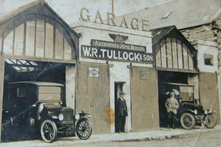 Tullock's Garage