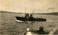 RFA vessel