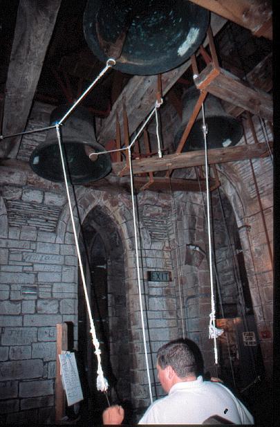 Cathedral bellringer
