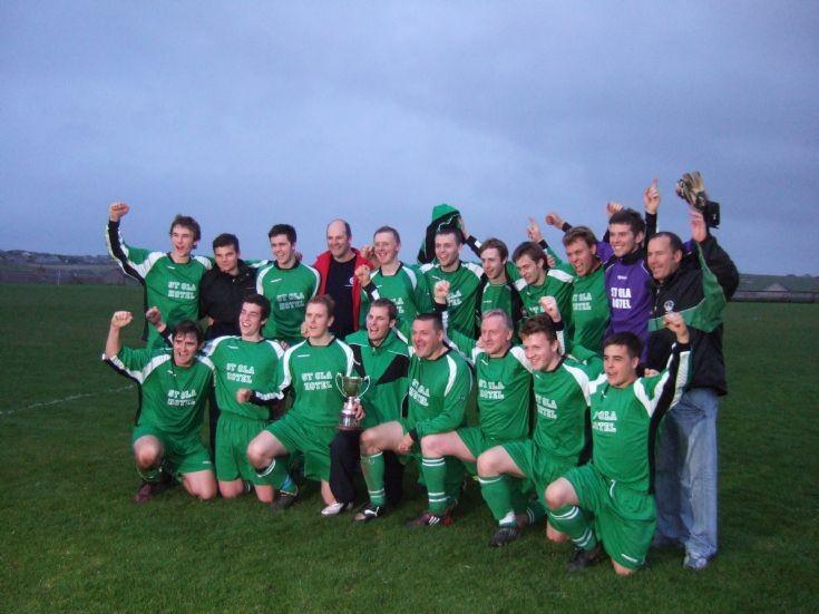 Thorfinn Reserves,  Double Winners 2009