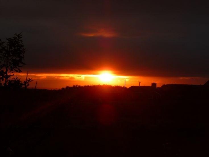 Sunrise on Rousay