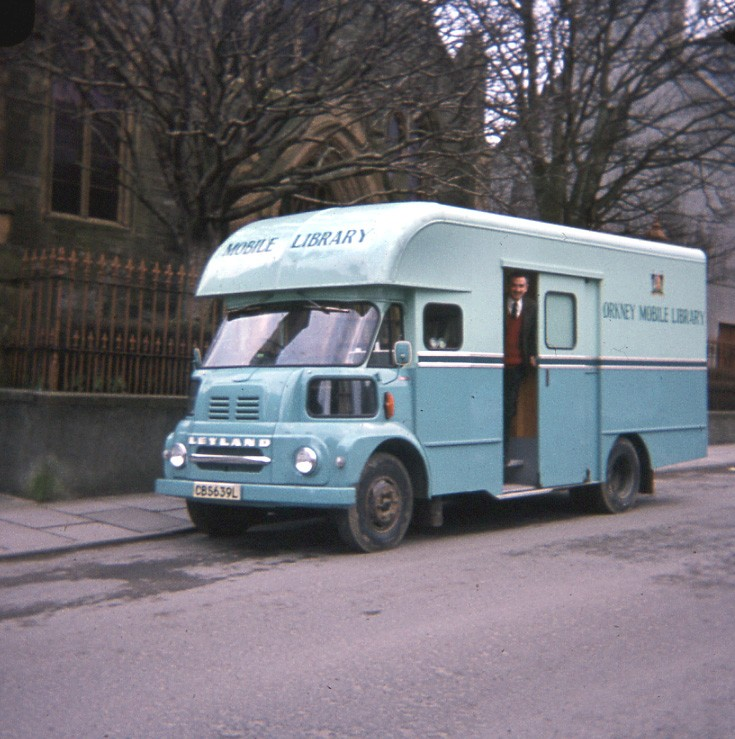 Library Van