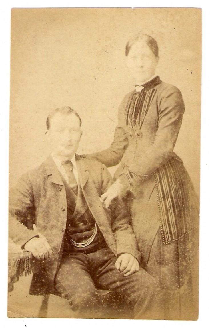 Johnstone family album