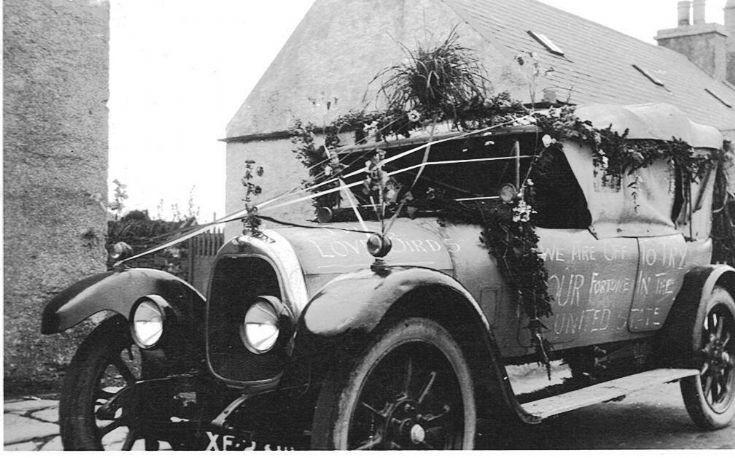 Stronsay limo