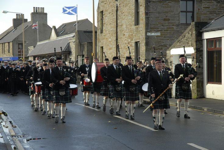 Royal Oak 70th Anniversary Parade