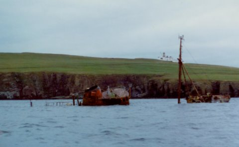 Wreck of the Navena