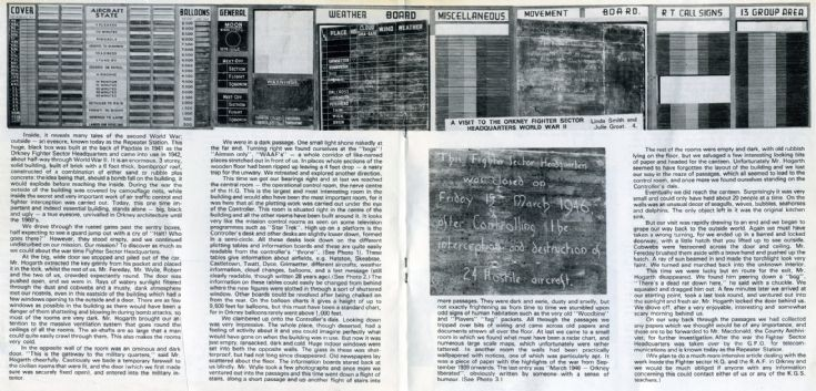 Kirkwallian article about Black Building from 74
