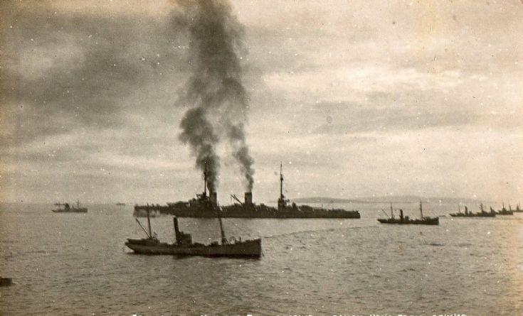 German battlecruiser Von der Tann