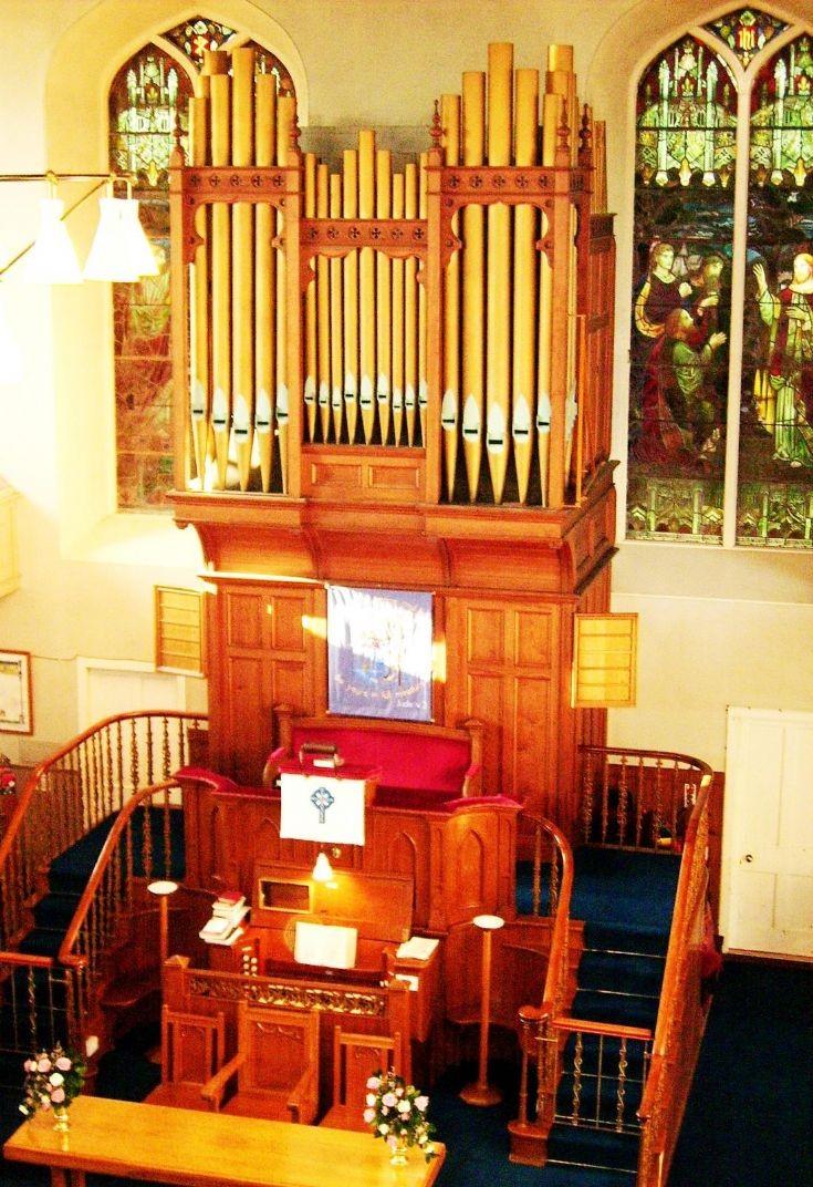Stromness Pipe Organ
