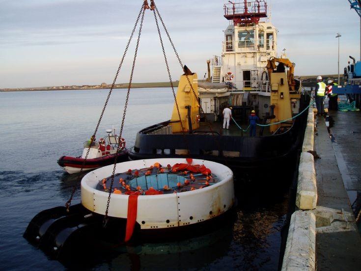 Tidal generator