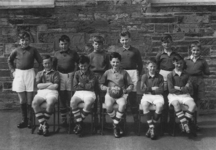 1959 KGS Primary Football Champions