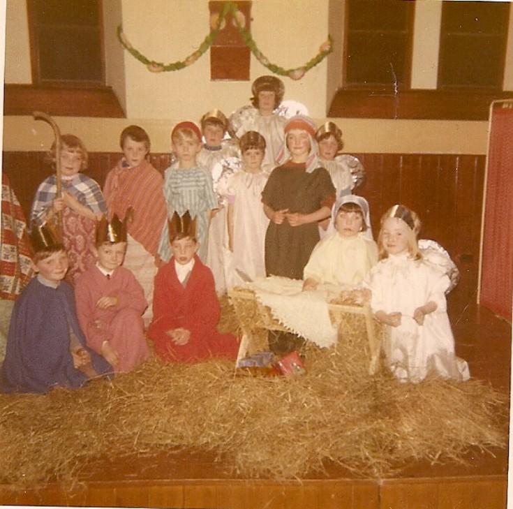 St. Magnus Sunday School Nativity Play